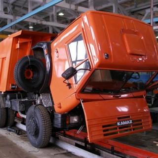 Ремонт отечественных грузовиков и автобусов