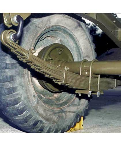 Ремонт грузовых рессор