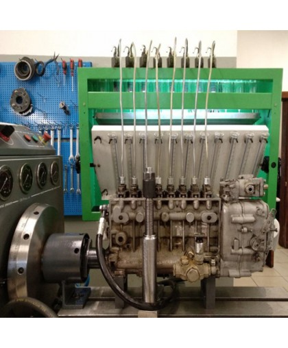 Ремонт топливной аппаратуры грузовых автомобилей