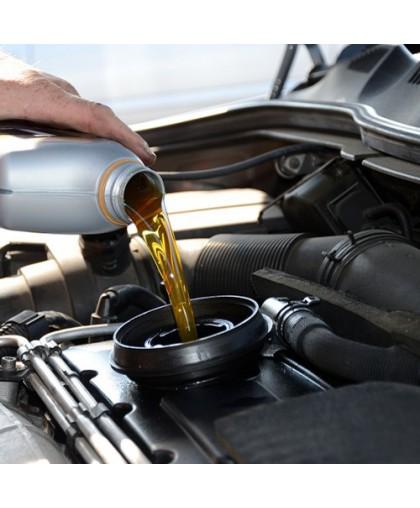 Замена масла грузовых авто