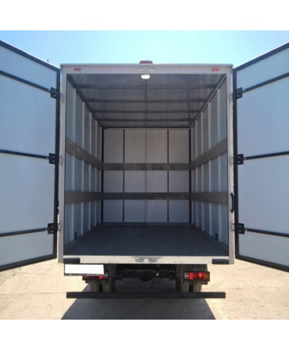 Ремонт каркаса грузовиков