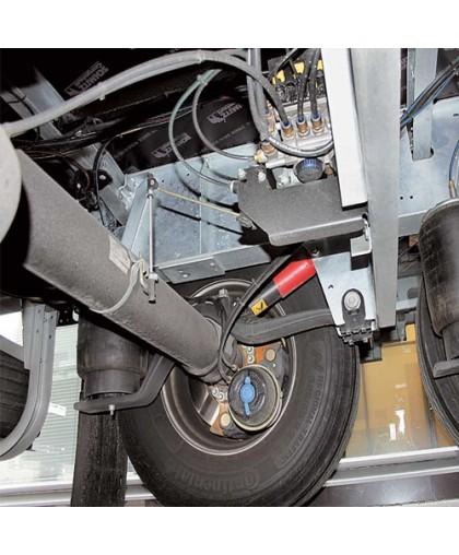 Ремонт грузовой подвески